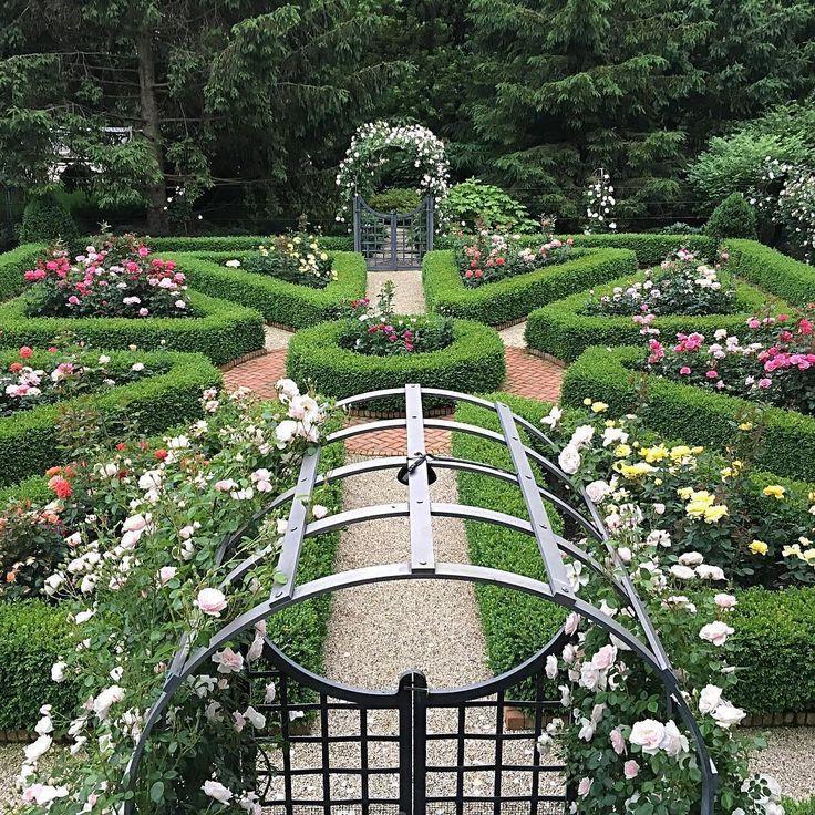 Formal Front Garden: 348 Best Formal Landscaping Ideas Images On Pinterest