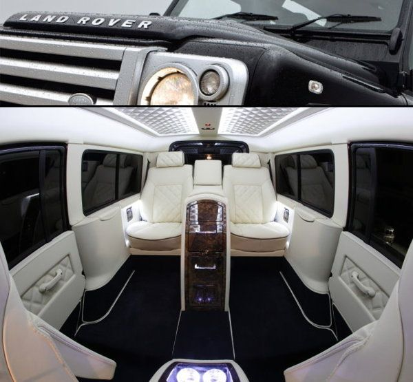 SUV Dengan Interior Semewah Hotel Bintang 5 - Yahoo! News Indonesia