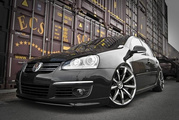 Modified VW Golf Mk5 GTi 2009 - LGMSports.com