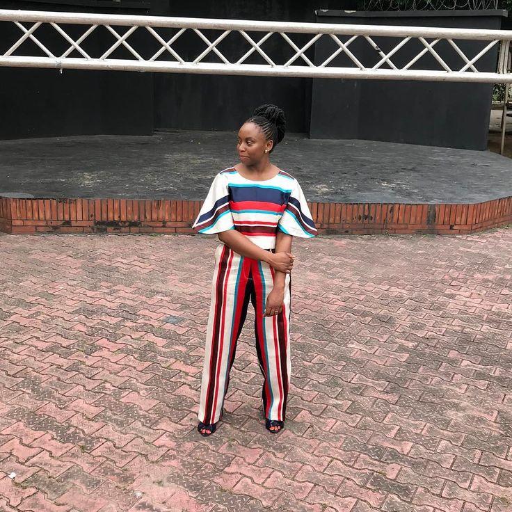 Chimamanda Adichie Explains Why She Only Wears Nigerian Brands http://ift.tt/2ALg9kk