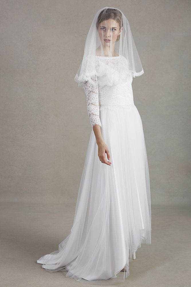 24 best unique vintage style wedding dress sample sale images on ...