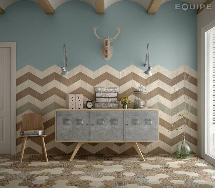 Modernos revestimientos para las paredes de casa  (de Armando Cerra)