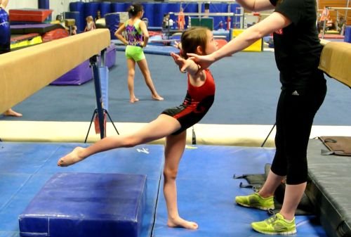 Presentation drills- for tight legs in leaps, tight arms on beam, etc http://swingbig.org/working-presentation-with-young-gymnasts/
