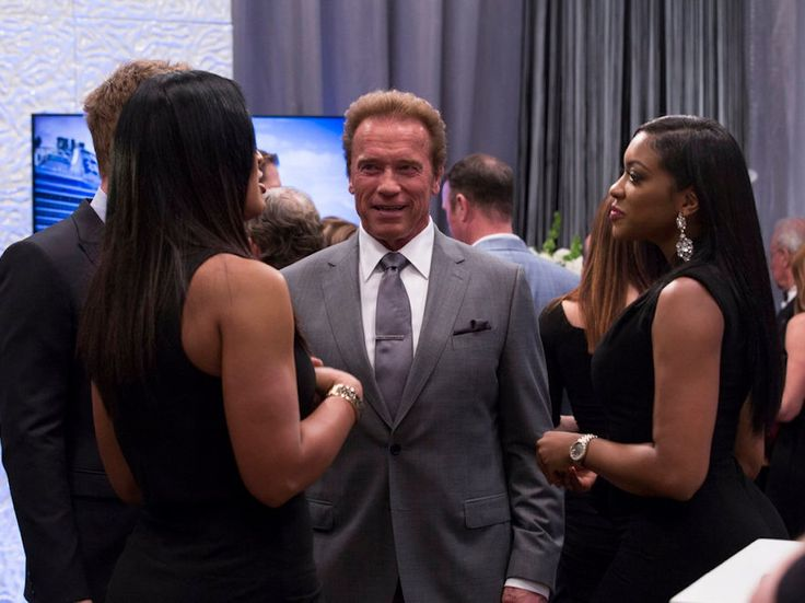 Arnold Schwarzenegger's 'Celebrity Apprentice' finale ratings are nowhere near Trump's numbers