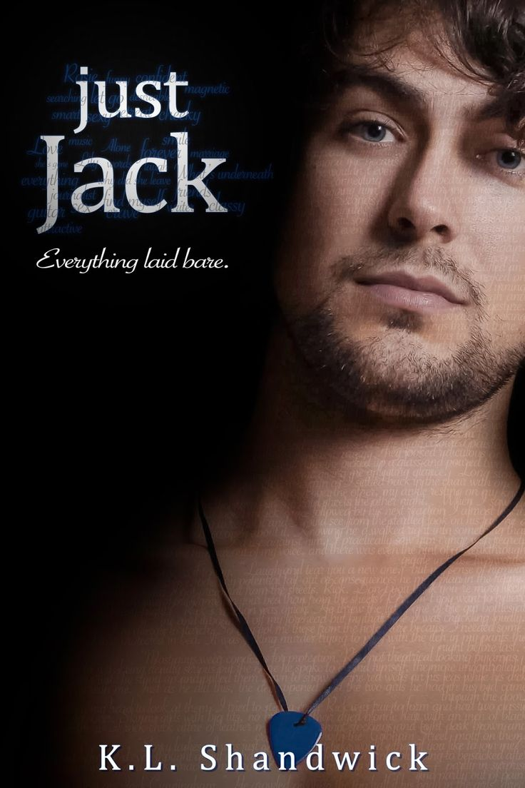 COVER REVEAL: JUST JACK BY K.L. SHANDWICK | Alice's Book Wonderland