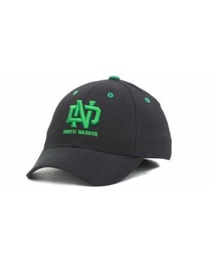 Top of the World Boys' North Dakota Fighting Hawks Onefit Cap - Black Adjustable