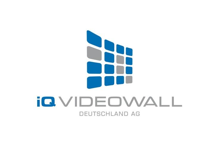 """Logo für den Videowand-Anbieter """"iQ Videowall"""""""