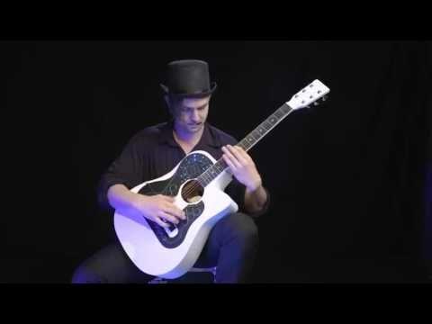 Игра на гитаре!! Супер!!! Вот как надо играть на гитаре! Парень нереальн...