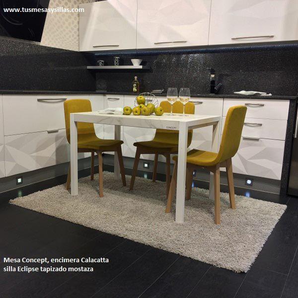 Mejores 20 imágenes de mesa de cocina extensibles con cajón en ...
