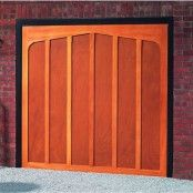 Cardale Heritage Tudor Timber Garage Door
