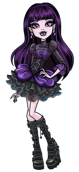 elisabat monster high | Profile art - Elissabat
