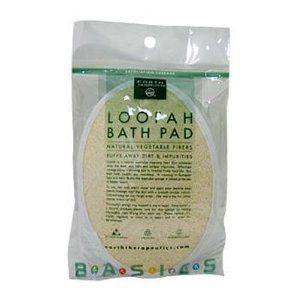 Earth Therapeutics Loofah Bath Pad - 1 Pad Earth Therapeutics Loofah Bath Pad - 1 Pad by Earth Therapeutics. $15.00. Picture may wrongfully represent. Please read title and description thoroughly.. Please refer to SKU# ATR26141226 when you inquire.. Brand Name: Earth Therapeutics Mfg#: 0754986. This product may be prohibited inbound shipment to your destination.. Shipping Weight: 0.10 lbs. . Earth Therapeutics Loofah Bath Pad .Description:. .  - Natural vegetabl...