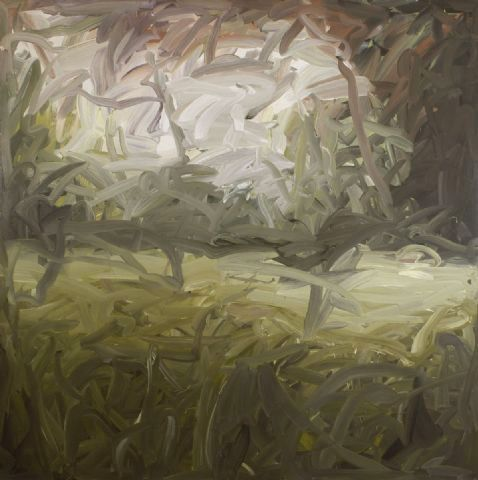 Gerhard Richter » Art » Paintings » Abstracts » Jungle Picture » 312