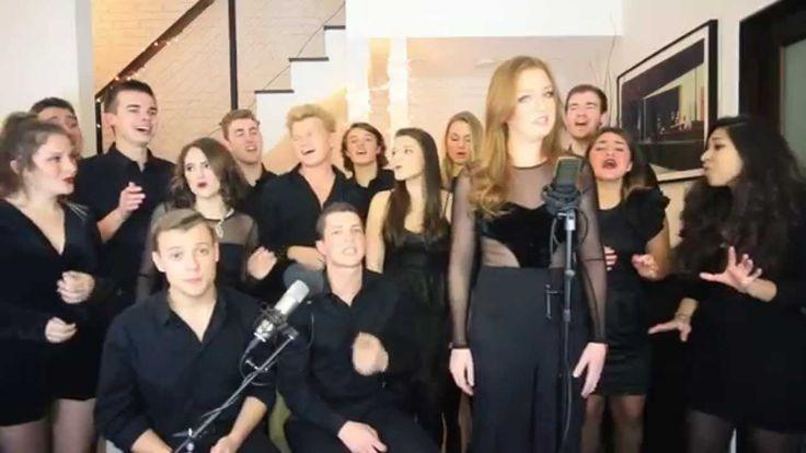 The Nor'easters - Honeymoon Avenue (opb. Ariana Grande)