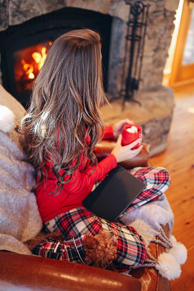 Ralph Lauren pajamas , I also love these  // pom pom blanket  // Adventure coffee mug   Winnie's pajamas       A...