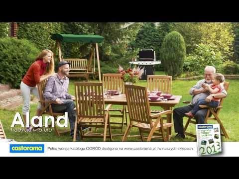 Meble Ogrodowe - Aland