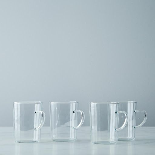 Glass Tea Cup (Set of 4) on Provisions by Food52
