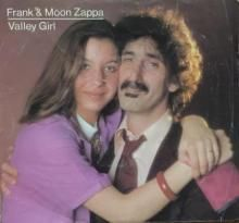 VALLEY GIRL / TEENAGE PROSTITUTE   FRANK AND MOON ZAPPA   7 inch single   music4collectors.com