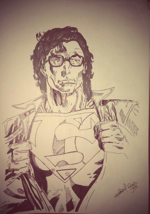 Superman by Kio