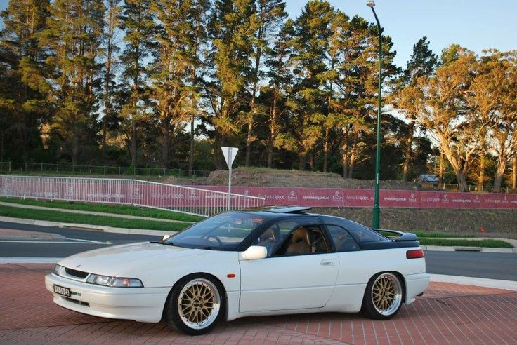 Subaru SVX (This is what happens when Italians design a car and the Japanese build it)