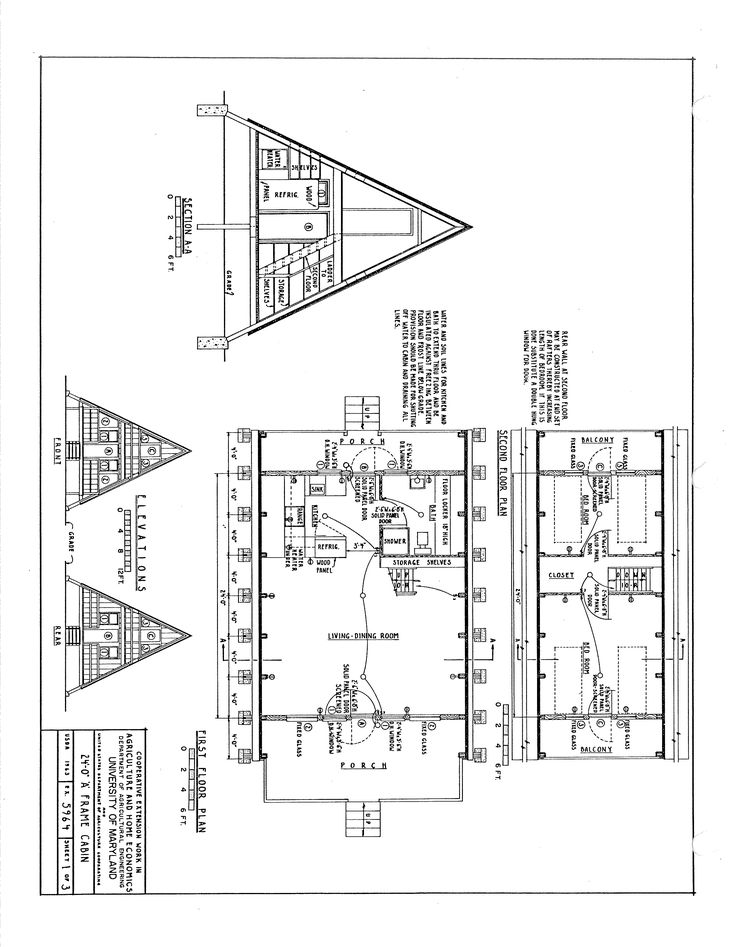 Best 25 a frame cabin plans ideas on pinterest a frame for Cabin blueprints free