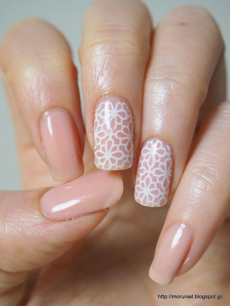 Moru's nails: スタンピング