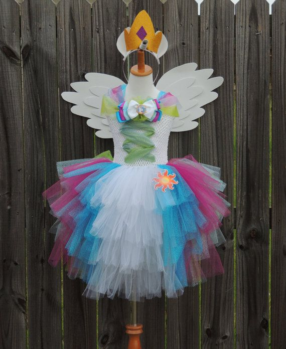 how to make my little pony ears and wings