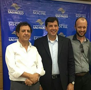 ÁJAX - NOTÍCIAS: SECRETÁRIO FLORIANO PESARO EM FRANCA