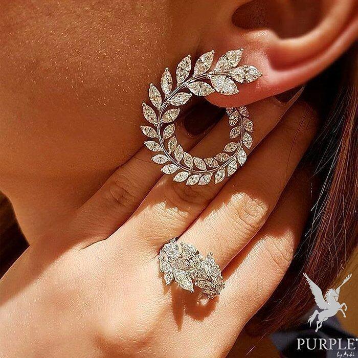 Dazzling diamonds Jewelry/Wedding/Bridal  LovelyIdeas