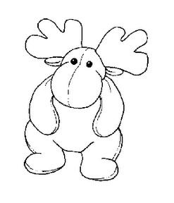 knuffel rudolf