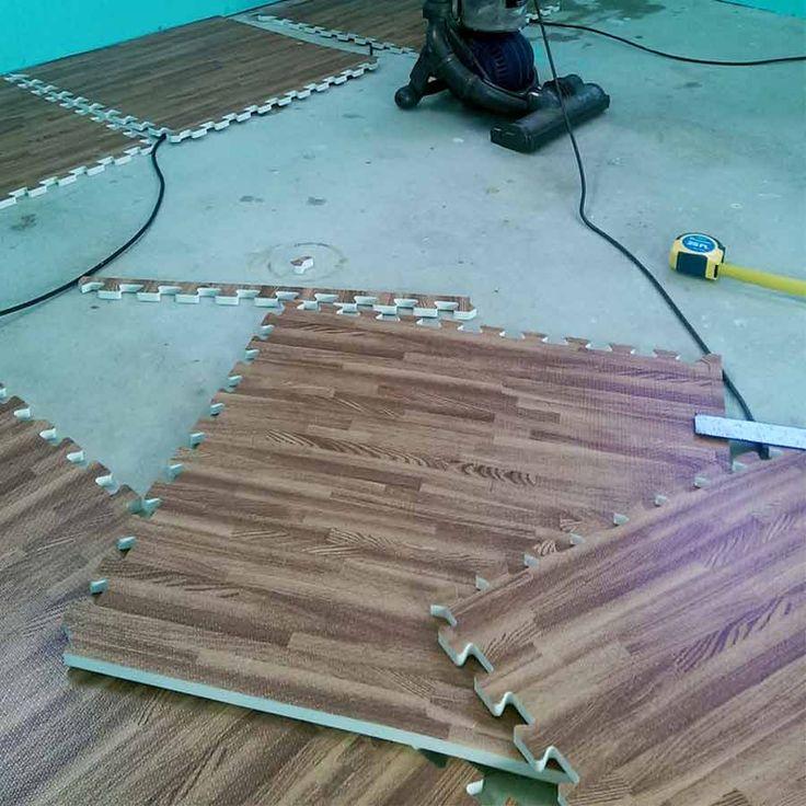 Tile, Tile Wood And Basements