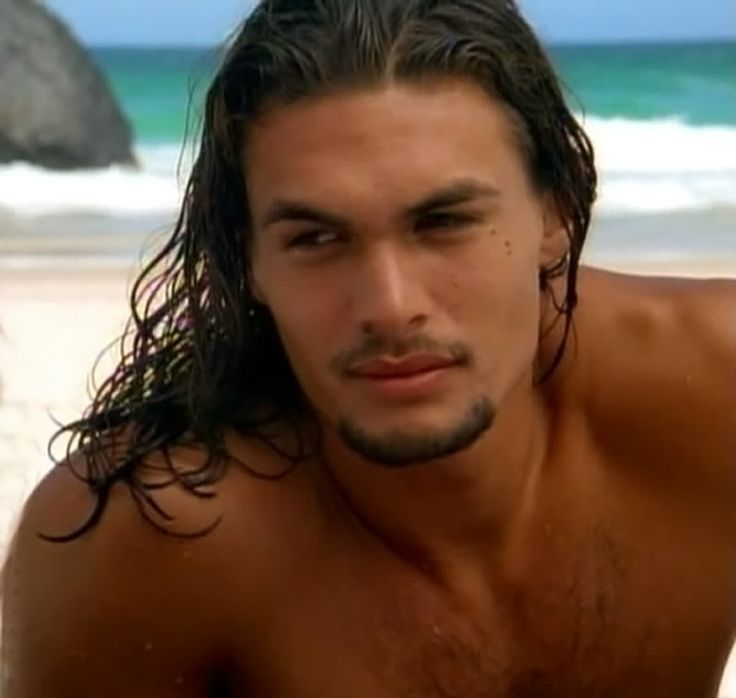 Jason Momoa Upbringing: Jason Momoa. Loved Him Ever Since Johnson Family Vacation
