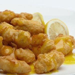 Chicken Lemon Sauce Recipe