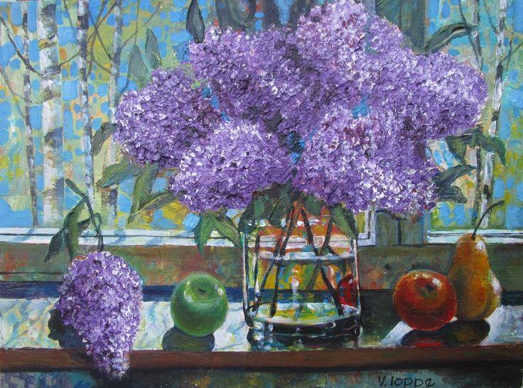 Lilacs 2016.  Мастихин.