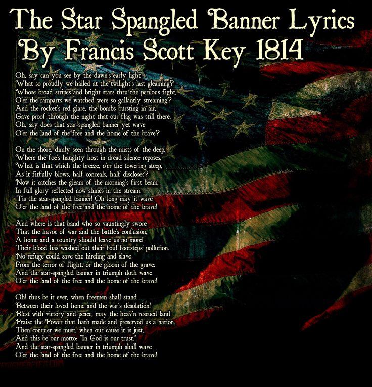 American Anthem lyrics by Norah Jones, 2 meanings ...