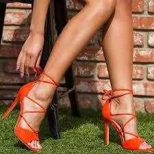 Image result for orange shoes tumblr