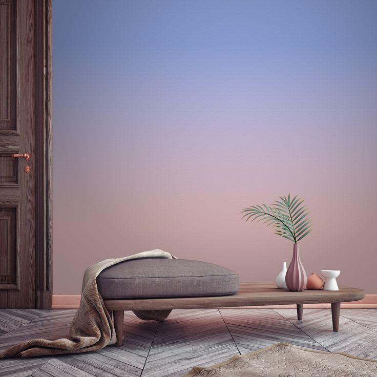90 best ombre wallpaper images on pinterest. Black Bedroom Furniture Sets. Home Design Ideas
