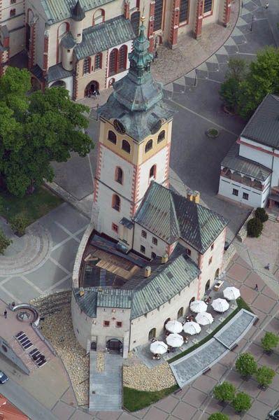 BANSKÁ BYSTRICA Citadel, nearby Donovaly, Slovakia.