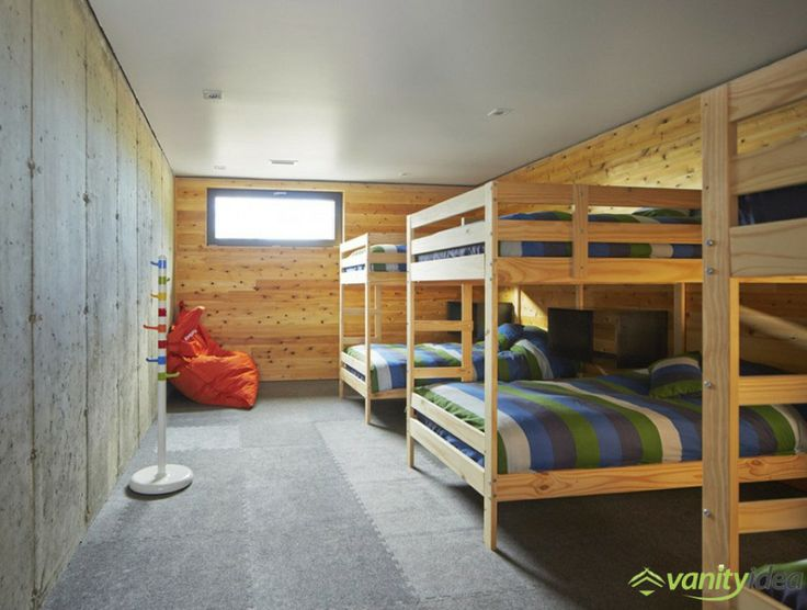 children's dormitory