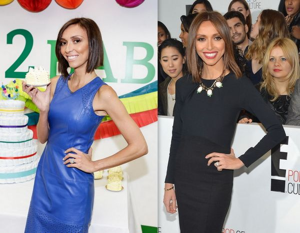 After enjoying her lob cut for a while, Giuliana Rancic's taken the next steps in her 2013 transformation—a shorter, darker asymmetrical bob. Tell us what you think!