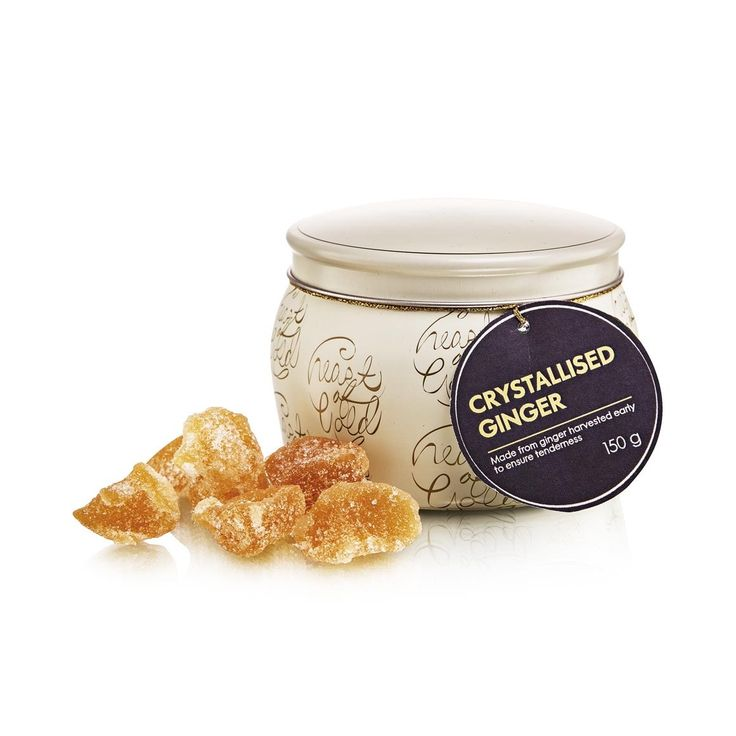 Crystallised Ginger 150g