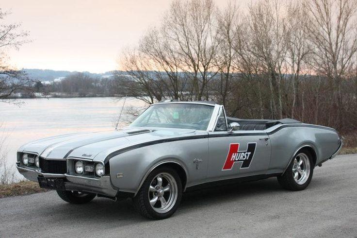1968 Oldsmobile Hurst 455 Ram Air Pace Car