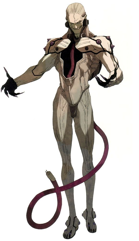 Nohman - Zone of the Enders: The 2nd Runner
