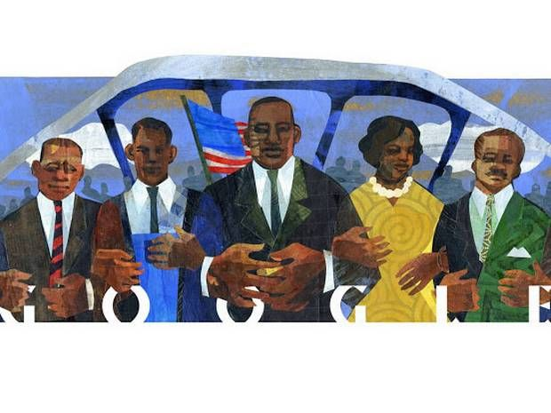 Martin Luther King Jr. Day: This is how Google has paid tribute to the civil rights activist with a doodle - News - Gadgets and Tech - The Independent