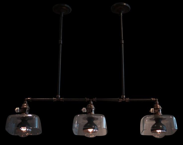 Industrial Ceiling Fixture :: Obsolete