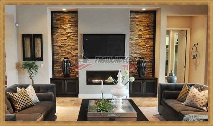 Decorating Ideas For Living Room Wall Niche Living Room Design Decor Modern Chic Living Room Sitting Room Design