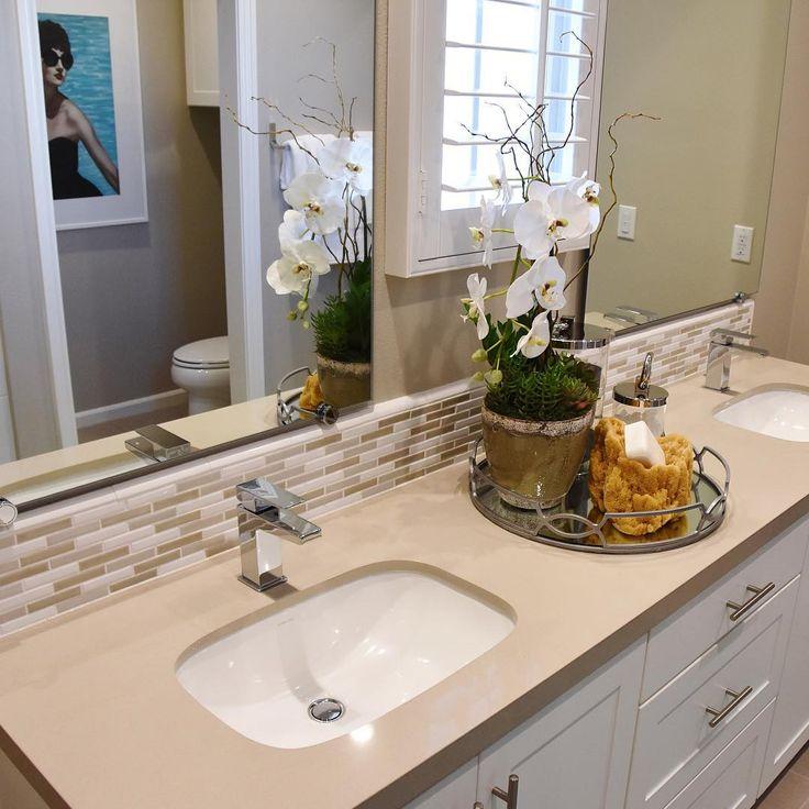 Ideas that Makes Your Bathroom More Gorgeous!!  #BathroomVanities  #VanityUnits  #Bathroom  #RemodelBathroom   #Renovate