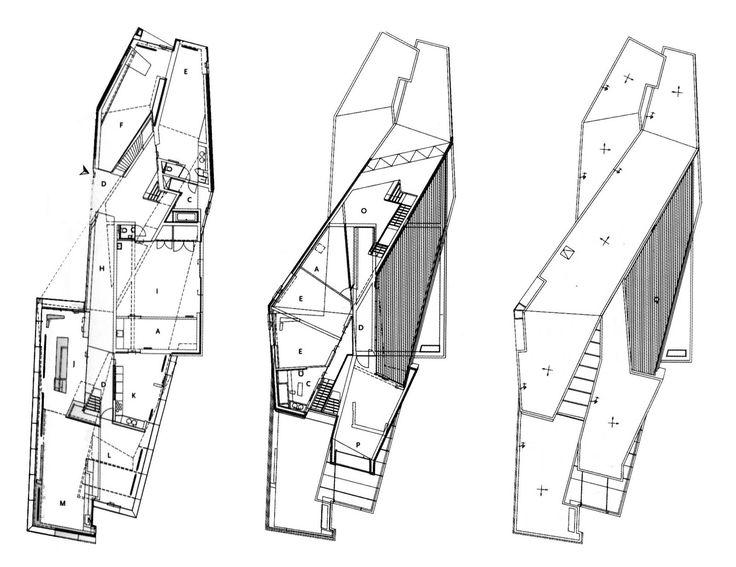 MORFOLOGÍA 2-A: procesos diagramáticos   casa moebius   ben van berkel