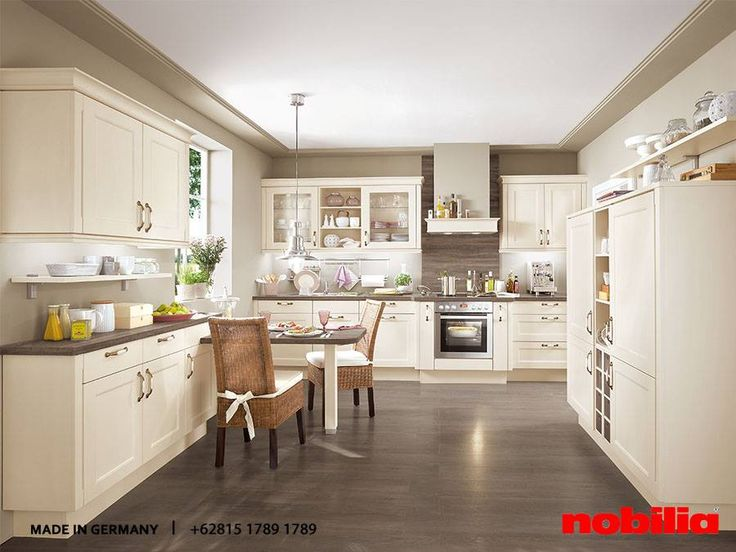 Trend Nobilia Kitchen These cottage style kitchens bee beautiful little gems thanks to handles with a dis tressed character lighting with a nostalgic touch