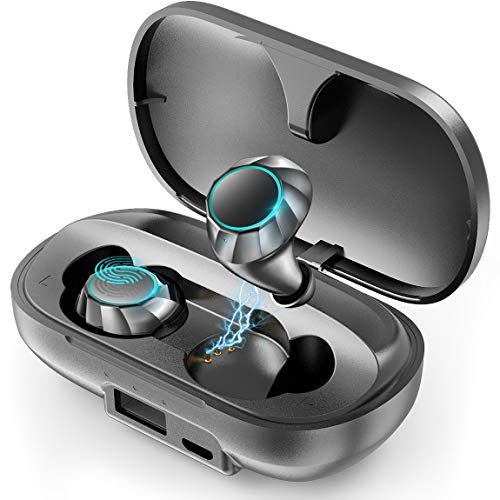 60 Off Only 19 89 Peohzarr Wireless Earbuds Bluetooth Earbuds With 2600mah Charging Case Wireless Earbuds Blueto In 2020 Bluetooth Earbuds Wireless Earbuds Earbuds